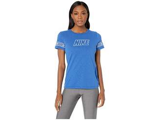 0481f1a68a3b Nike Womens Dri-fit Cotton Tee - ShopStyle