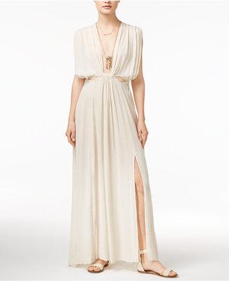 ASTR Octavia Draped Maxi Dress $128 thestylecure.com