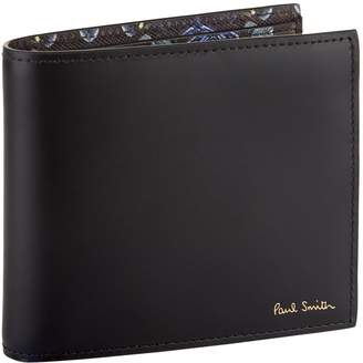 Paul Smith Illusion Print Bifold Wallet