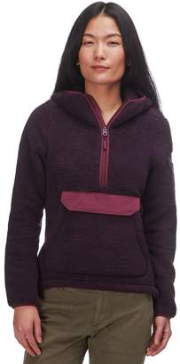 The North Face Campshire Hooded Pullover Fleece Jacket - Women's