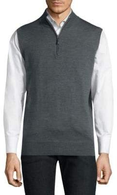 Peter Millar Merino High Neck Vest