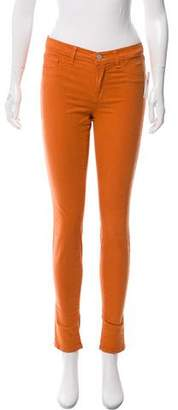 J Brand Sandro Mid-Rise Skinny Jeans w/ Tags