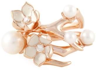 Shaun Leane 'Cherry Blossom' diamond ring