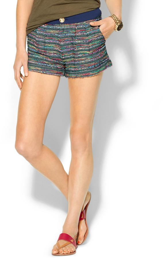Juicy Couture C.Luce Multi Stripe Short