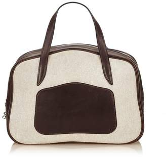 Hermes Vintage Doha Bag