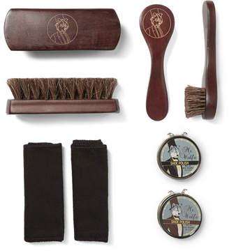 Wolf Blake Shoeshine Kit