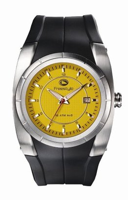 Freestyle (フリースタイル) - フリースタイルMen 's fs40335ビショップポリウレタン腕時計