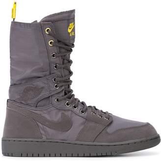 Nike Force hi-top sneakers