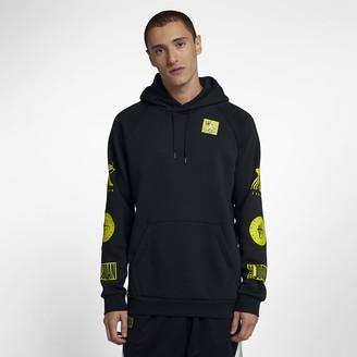 cf9265859349 Nike Men s Fleece Pullover Hoodie Jordan Legacy Tinker Story
