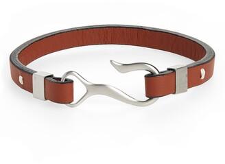 Nordstrom Leather Hook Bracelet
