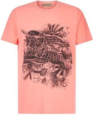 Burberry Rydon Print T-Shirt