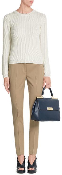 MICHAEL Michael KorsMichael Kors Straight-Leg Wool Trousers
