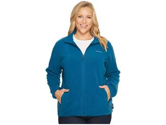 Columbia Plus Size Fuller Ridge Fleece Jacket Women's Coat