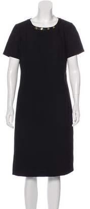 Tory Burch Wool-Blend Dress