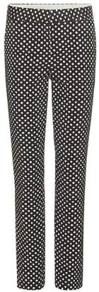 Diane von Furstenberg Genesis cotton-blend trousers