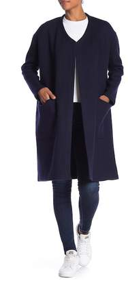 Theo and Spence Long Sleeve Car Coat