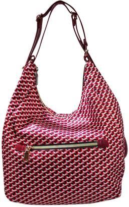 Un Billion UN Billion Nylon Hobo Backpack Purse with Convertible Straps