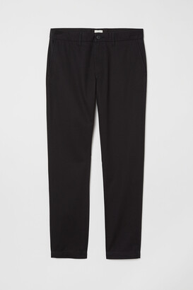 H&M Slim Fit Cotton Chinos