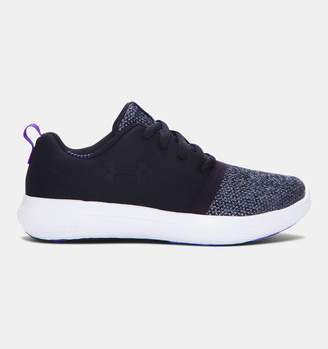 Under Armour Girls Pre-School UA Charged 24/7 Low Shoes