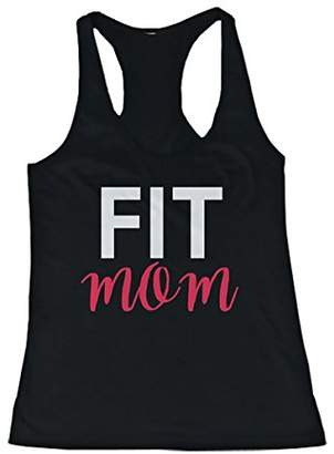 Love 365 Printing Fit Mom Work Out Tank Top Cute Mother's Day Or Holiday Gifts