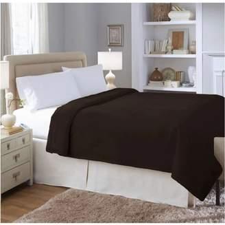 Serta Luxury Plush Electric Heated Blanket