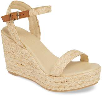 Cordani Ella Platform Wedge Sandal