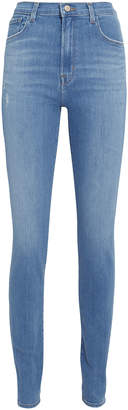 J Brand Carolina Super High-Rise Jeans