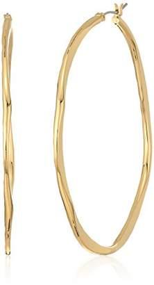 Nine West Large Hoop Earrings