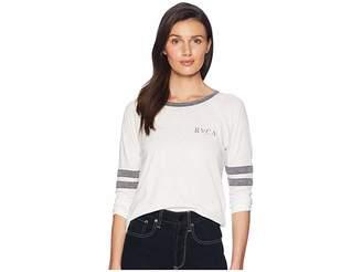 RVCA Cactus Road Tri-Blend T-Shirt