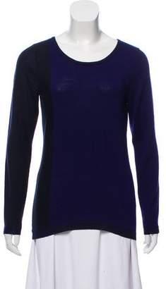 Tahari Wool-Blend Knit Sweater