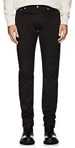 Isaia Men's Slim Jeans - Black