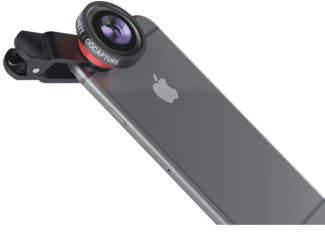 NEW Cygnett GoCapture Wide Angle Lens For Smartphones