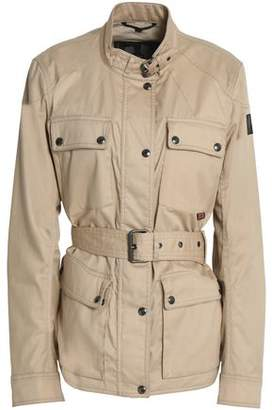 Belstaff Cotton-Gabardine Jacket