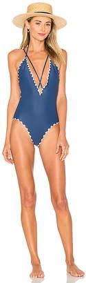 Lovers + Friends Adrift Swimsuit