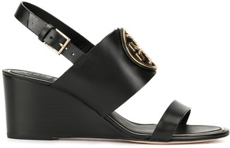 Tory Burch Miller wedge sandals
