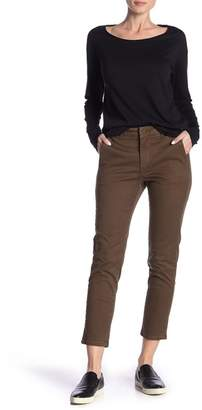 Vince Classic Solid Chino Pants