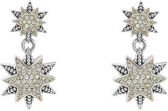 Lagos North Star Drop Earrings