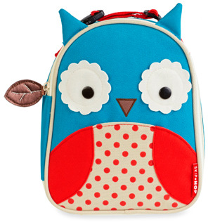 Bed Bath & Beyond SKIP*HOP® Zoo Lunchies Insulated Lunch Bag - Owl