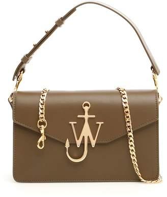 J.W.Anderson Leather Logo Purse