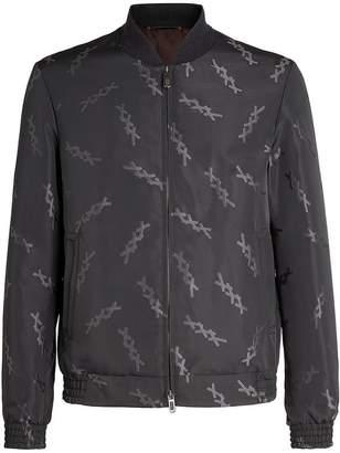 Ermenegildo Zegna XXX triple X bomber jacket