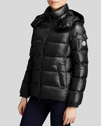 Moncler Coat - Berre Quilted Down $1,170 thestylecure.com