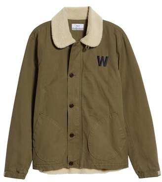 WAX LONDON Farrow Trim Fit Jacket