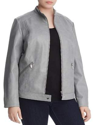 Moto Bagatelle Plus Faux Leather Jacket - 100% Exclusive