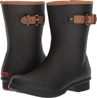 Chooka Women's Mid-Height Memory Foam Rain Boot