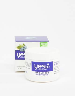 Yes To Blueberries Night Cream 50ml