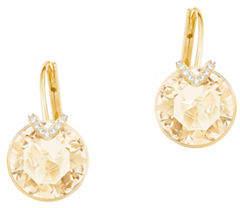 Swarovski Crystal Bella V Earrings