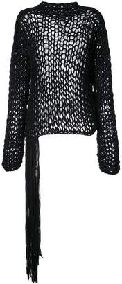 Isabel Benenato classic knitted sweater