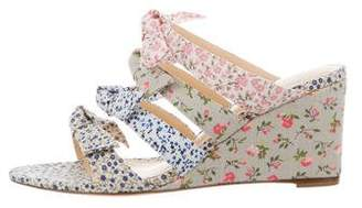 Floral Wedge Shopstyle