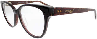 Jimmy Choo Women's Jc145f 52Mm Optical Frames
