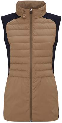 Cavalleria Toscana Quilted Duck Down Gilet